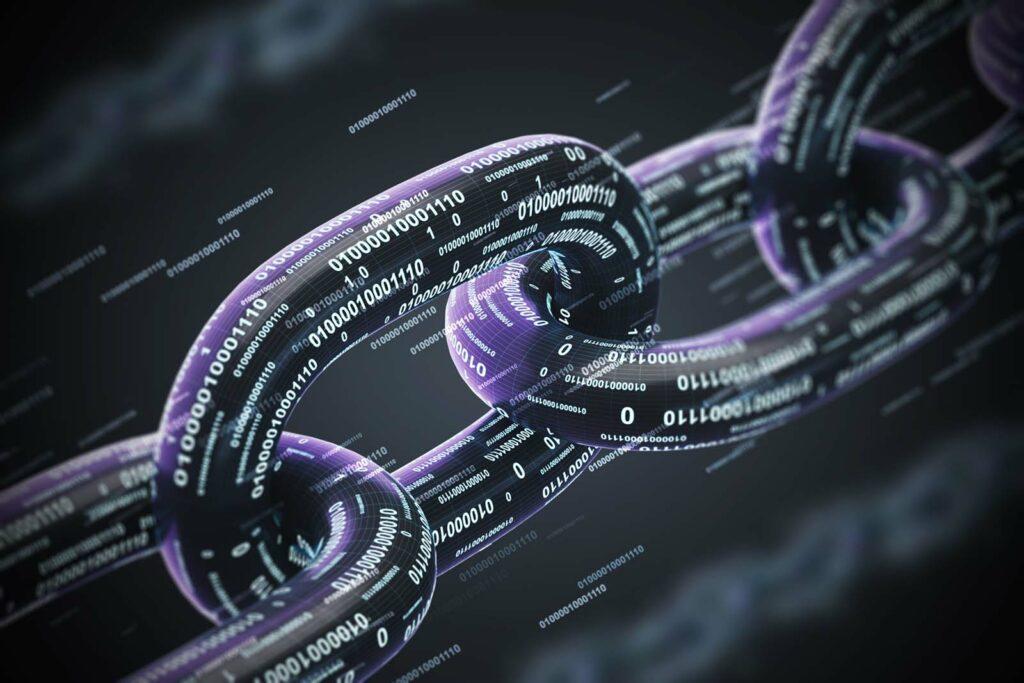 La piattaforma blockchain