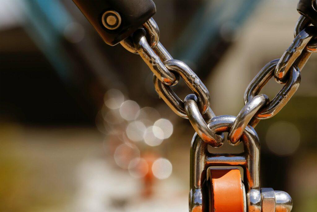 Permission management on the blockchain